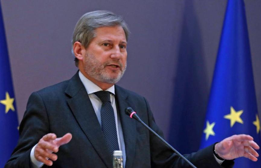 Йоханнес Хан: Соглашение о приоритетах сотрудничества Беларусь и ЕС могут подписать уже в этом году