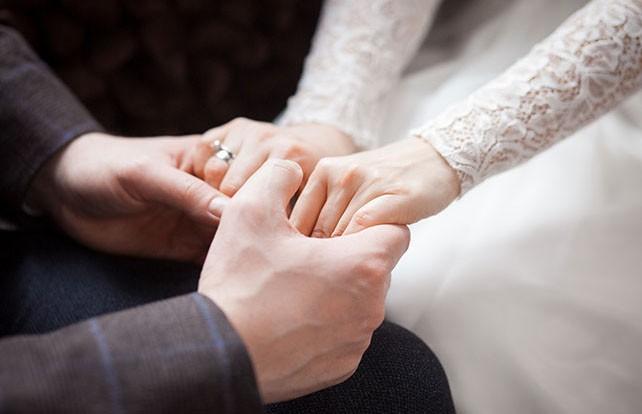 Муж не узнал свою жену после свадьбы