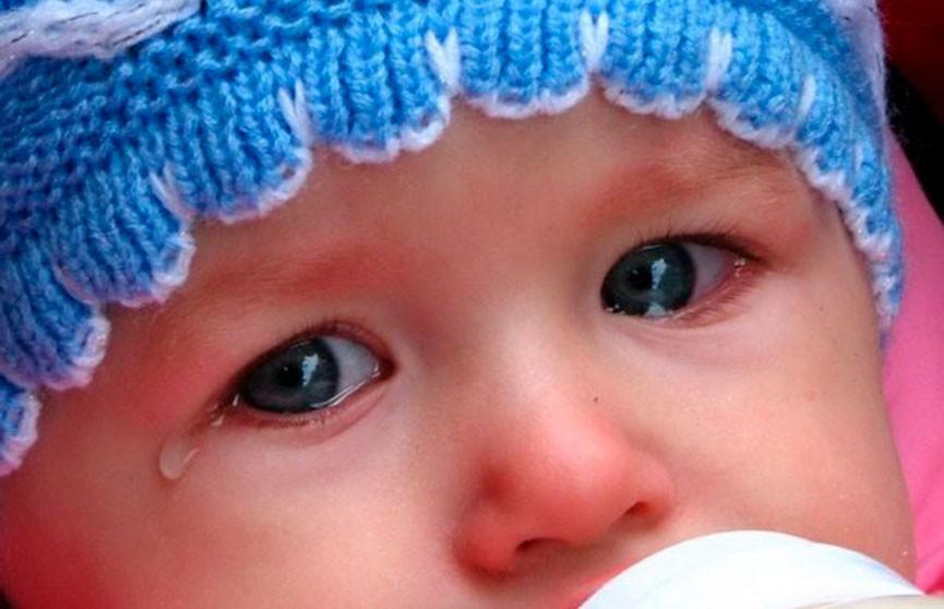 Успокоить младенца за пару секунд? Легко! Найден простой и неожиданный способ (ВИДЕО)