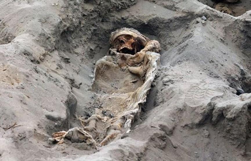 В Перу нашли крупнейшее в истории захоронение принесенных в жертву детей