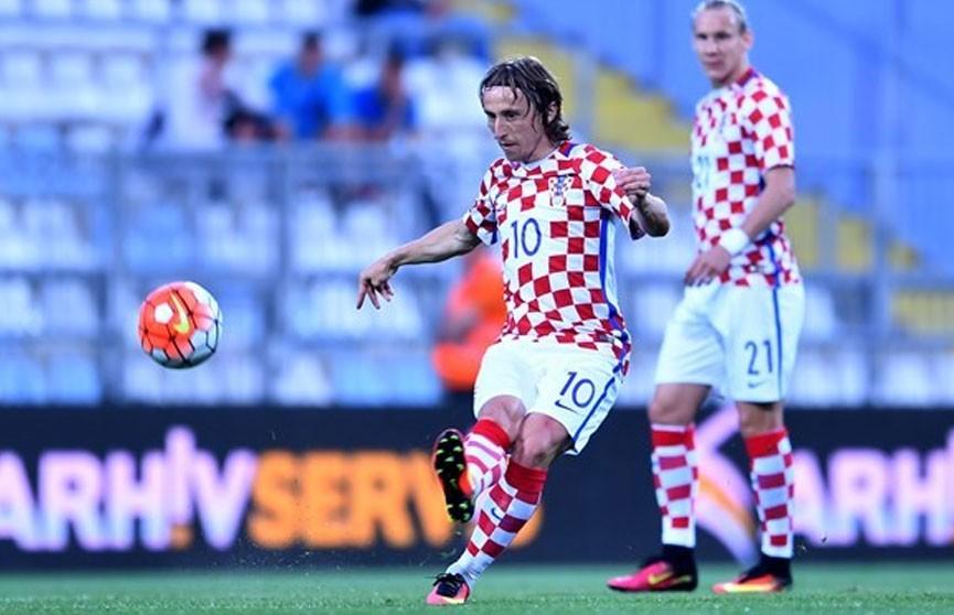 Футболисты сборной Хорватии пожертвуют заработанные на ЧМ-2018 деньги детям