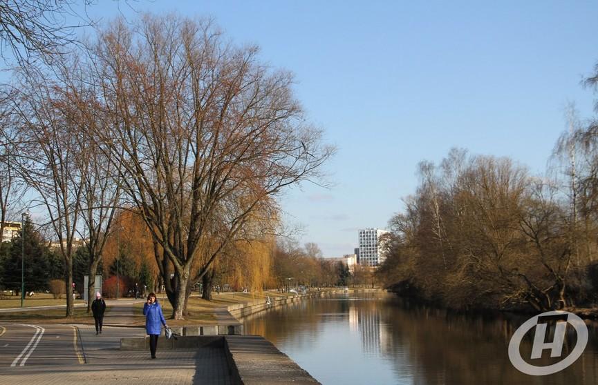 До +19°С: прогноз погоды в Беларуси на 12 апреля