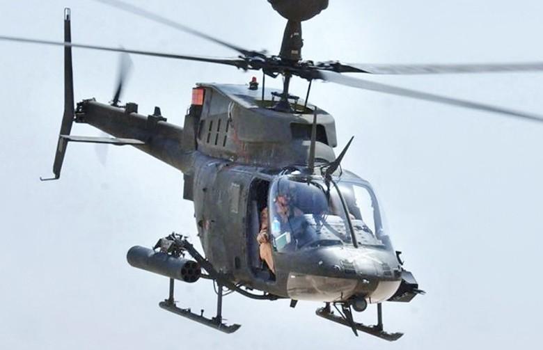 Военный вертолет потерпел крушение в Хорватии