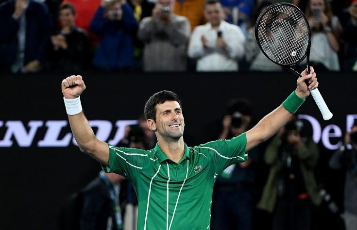 Новак Джокович досрочно гарантировал себе первое место в мировом рейтинге ATP
