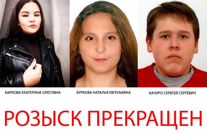 Двух несовершеннолетних девушек, пропавших в Гомеле, нашли в Брянской области