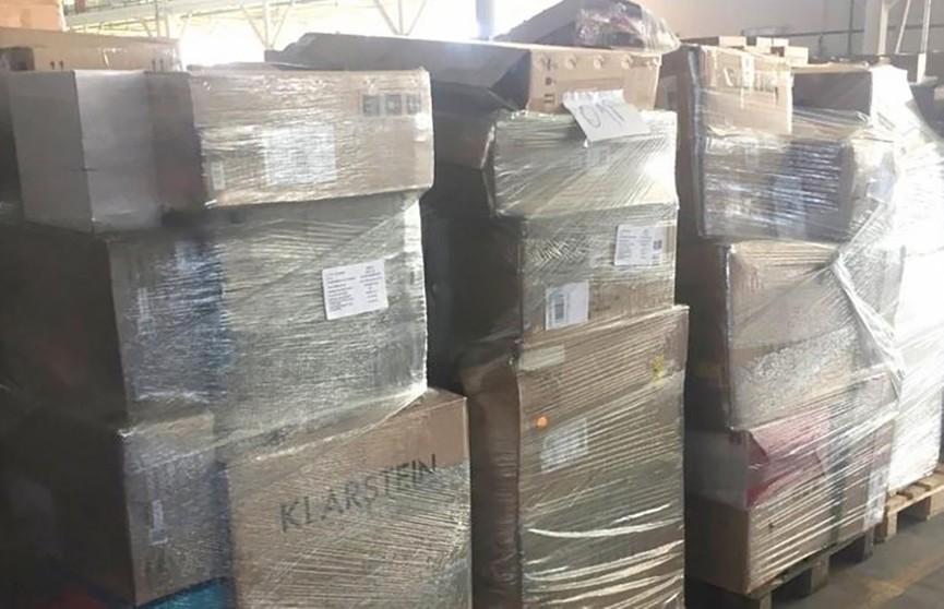 Предпринимателя из Кобрина оштрафовали за контрабанду бытовой техники
