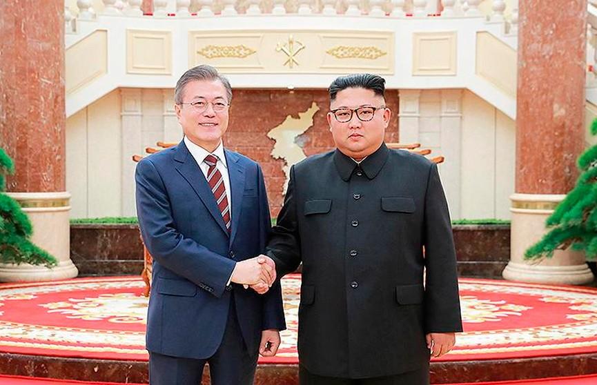 КНДР и Южная Корея подписали соглашение в военной сфере