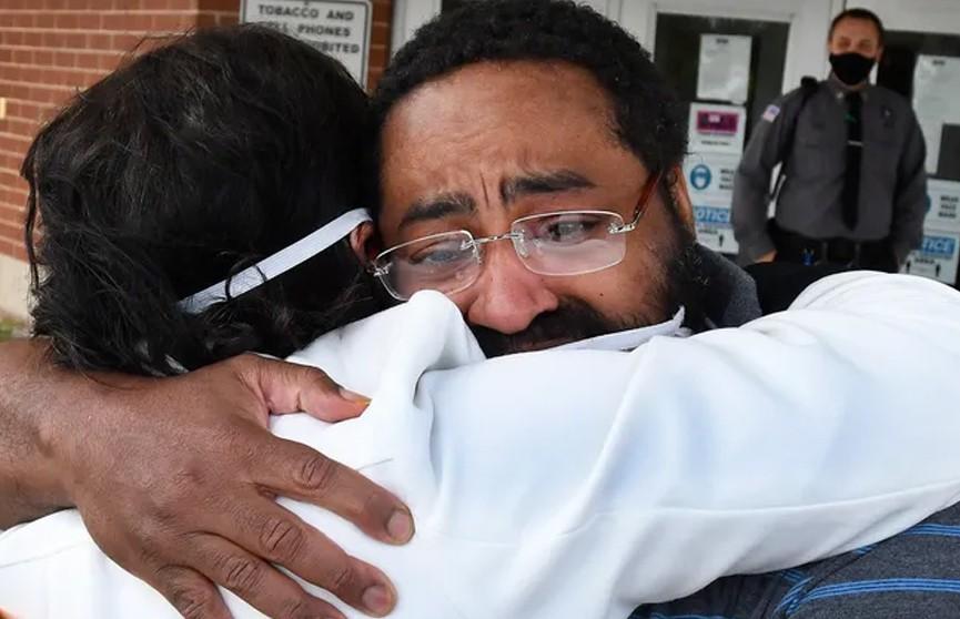 Американец 26 лет отсидел в тюрьме за чужое преступление