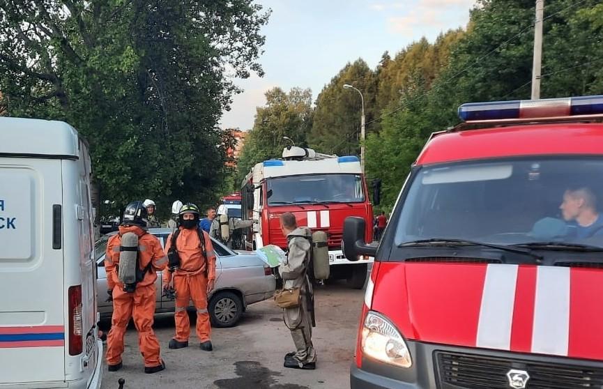 Выброс хлора произошел в Ижевске: МЧС попросило жителей покинуть район