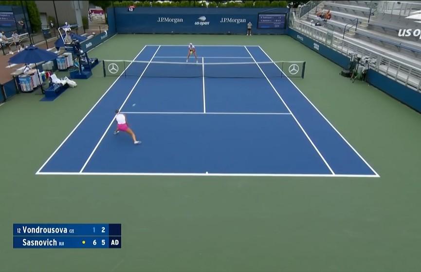 Продолжается Открытый чемпионат США по теннису