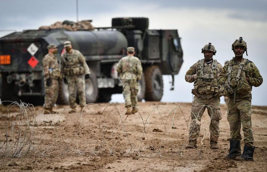 Байден намерен приостановить вывод американских военных из Германии
