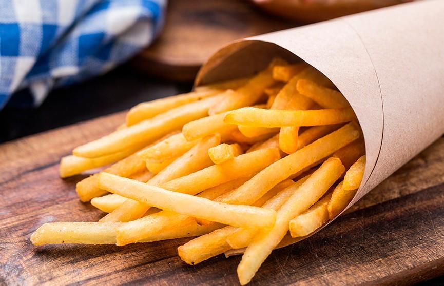 Как в «МакДональдс»: повар Роб Никсон раскрыл секрет приготовления картошки фри