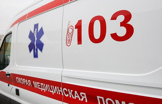 Ребенок выпал из окна 7-го этажа в Пинске