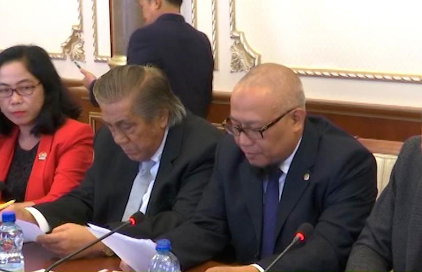 Беларусь и Индонезия намерены развивать торгово-экономическое  сотрудничество