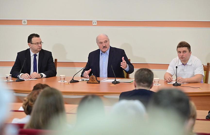 «Я – враг №1, поскольку сорвал все». Лукашенко раскрыл данные разведки о планах Запада