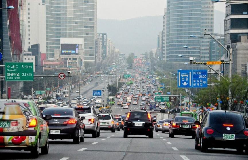 Протесты экоактивистов привели к транспортному коллапсу в Сеуле