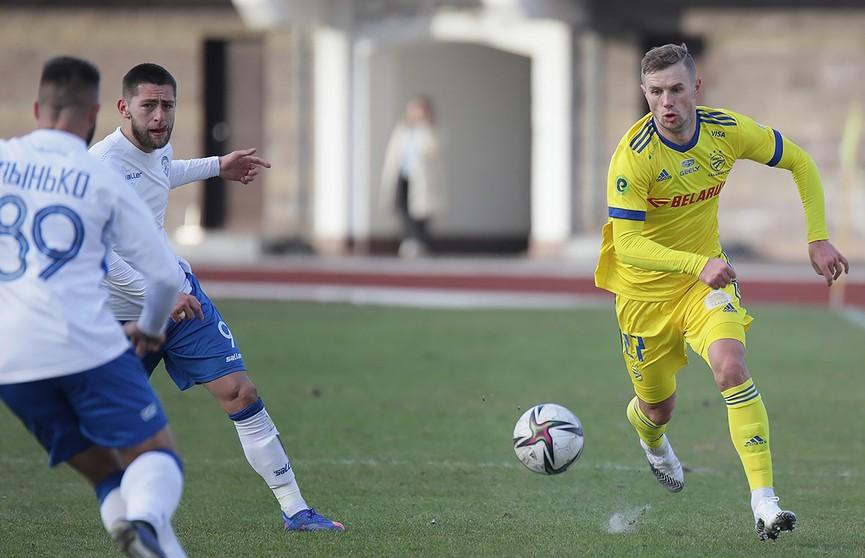 Чемпионат Беларуси по футболу: БАТЭ сыграло вничью с командой брестского «Динамо»