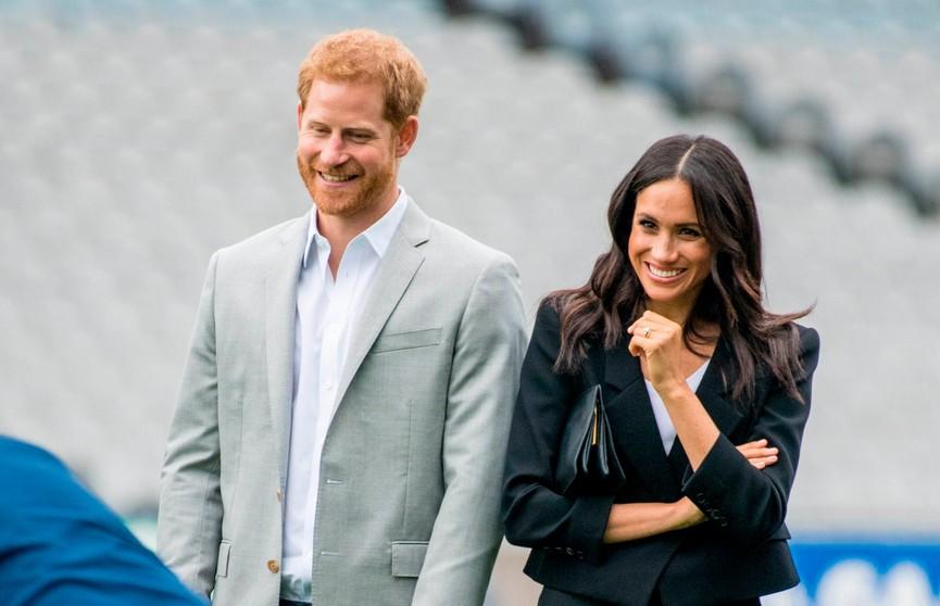 Артур, Филипп или Джеймс? Британцы делают ставки на имя первенца принца Гарри и Меган Маркл
