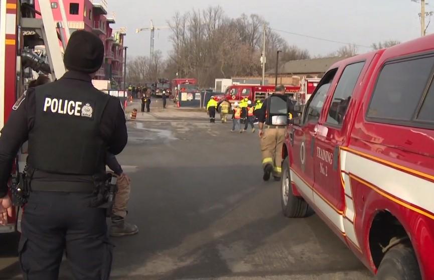 Два человека погибли и четверо пострадали при частичном обрушении здания в Канаде