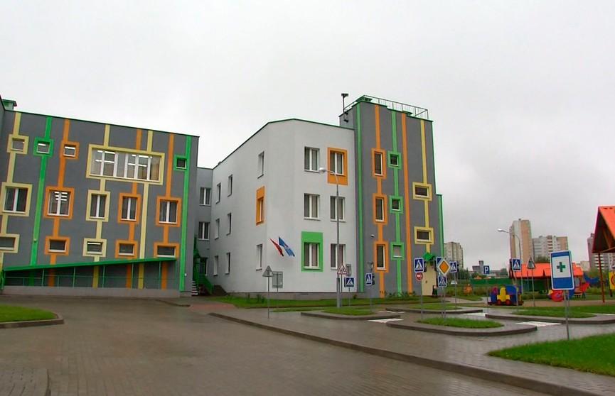Во Фрунзенском районе Минска открылся долгожданный детский сад: что там есть и нравится ли детям?