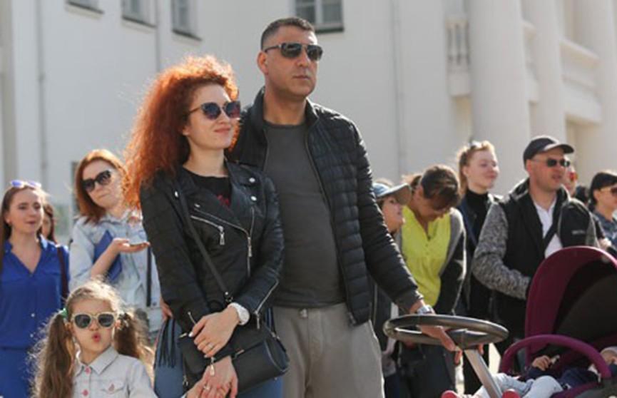 Дни национальных культур в верхнем городе. Что показала Украина?