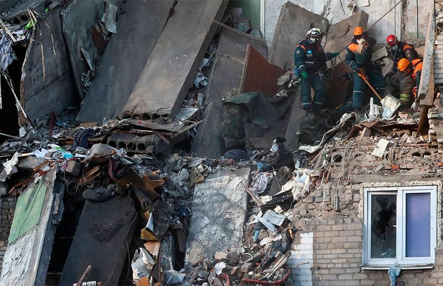 Число жертв взрыва в многоэтажке в Подмосковье выросло до двух