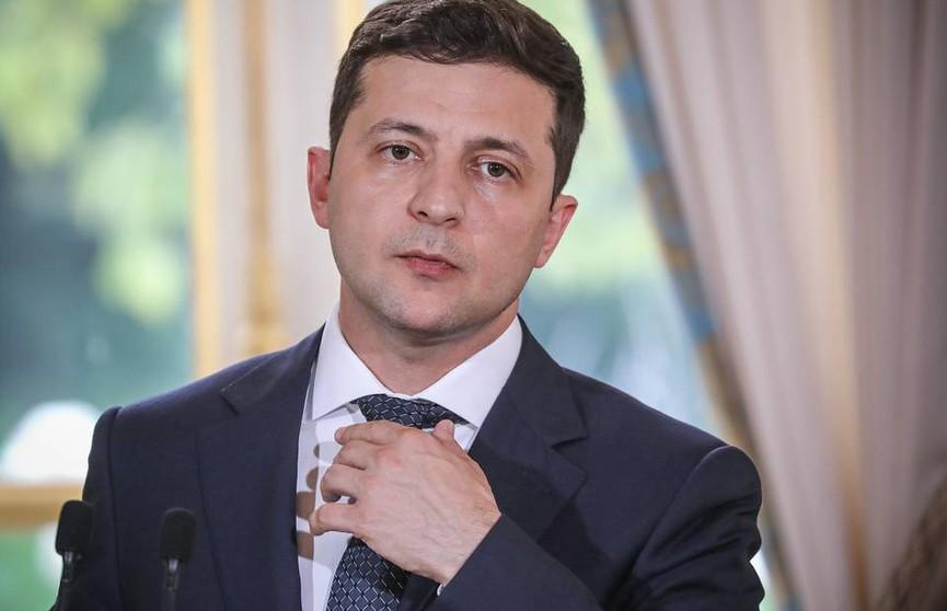 Зеленский заявил о готовности выполнять Минские соглашения (ВИДЕО)