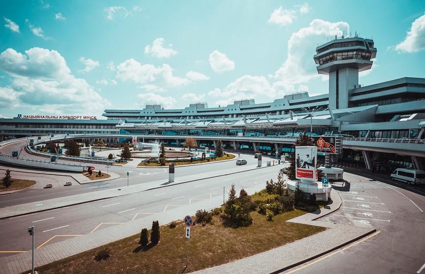 Национальный аэропорт Минск принял 4 млн пассажиров с начала года