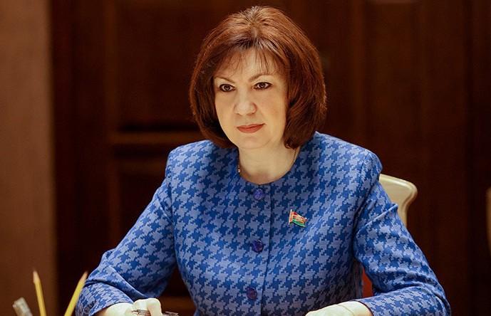 Наталья Кочанова направила слова поддержки кубинцам в непростое время