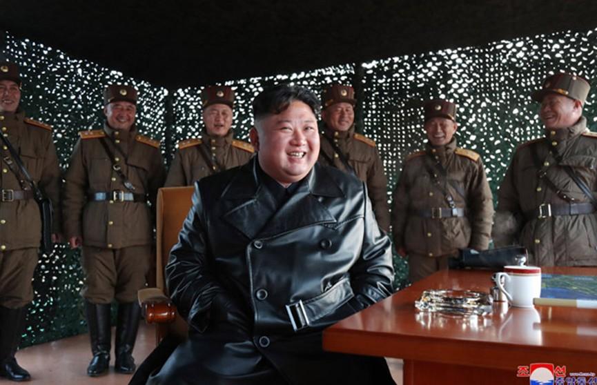 Северная Корея провела испытания новых тактических ракет
