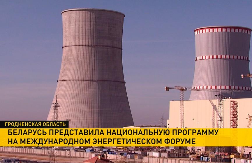 Строительство Белорусской атомной электростанции соответствует всем нормам и требованиями МАГАТЭ
