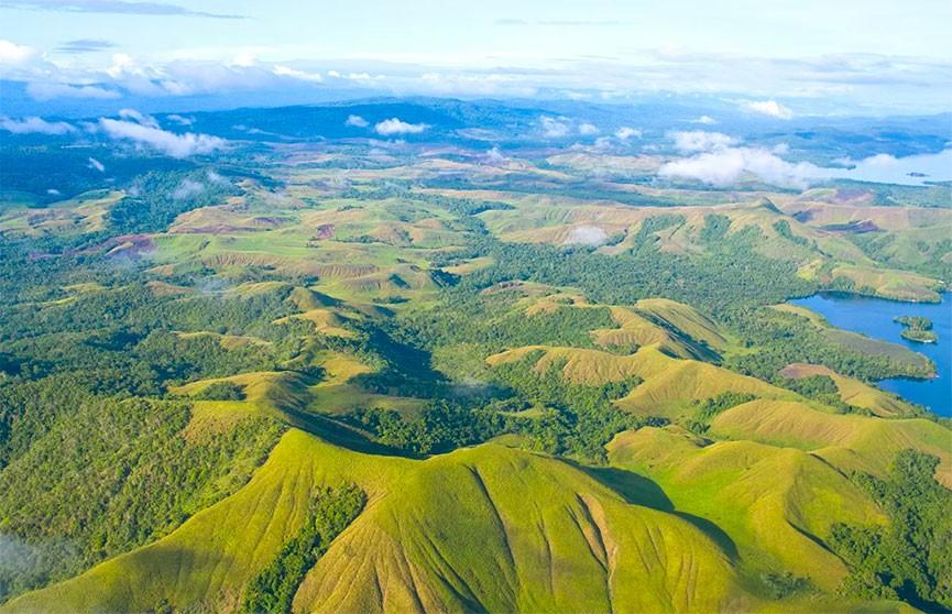Землетрясение магнитудой 5,9 произошло в Папуа-Новой Гвинее