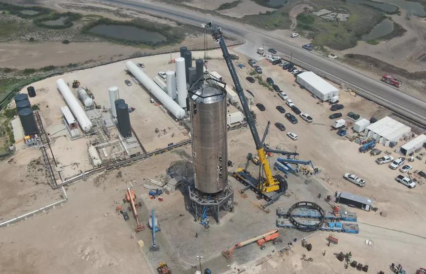 Корабль SpaceX Starship прошел ключевой тест с четвертой попытки