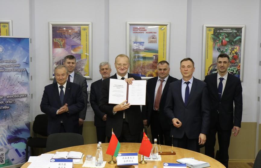 Совместный Центр промышленных технологий создадут НАН Беларуси и Академия наук провинции Гуандун