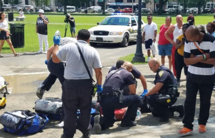 Число пострадавших от массовой передозировки в США достигло 76 человек