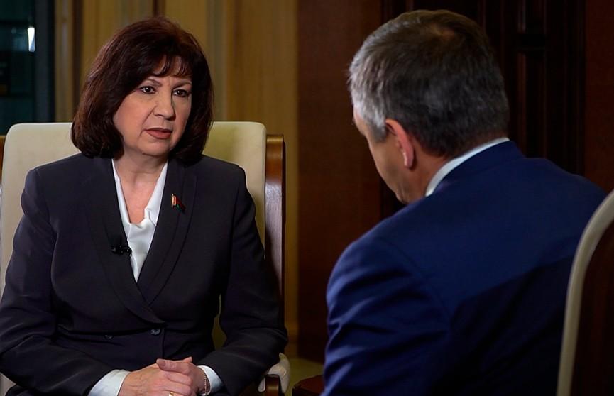 Наталья Кочанова – о планах парламентариев на 2020 год