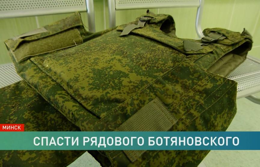 «Спасти рядового Ботяновского». Офицер закрыл собой солдата, уронившего гранату