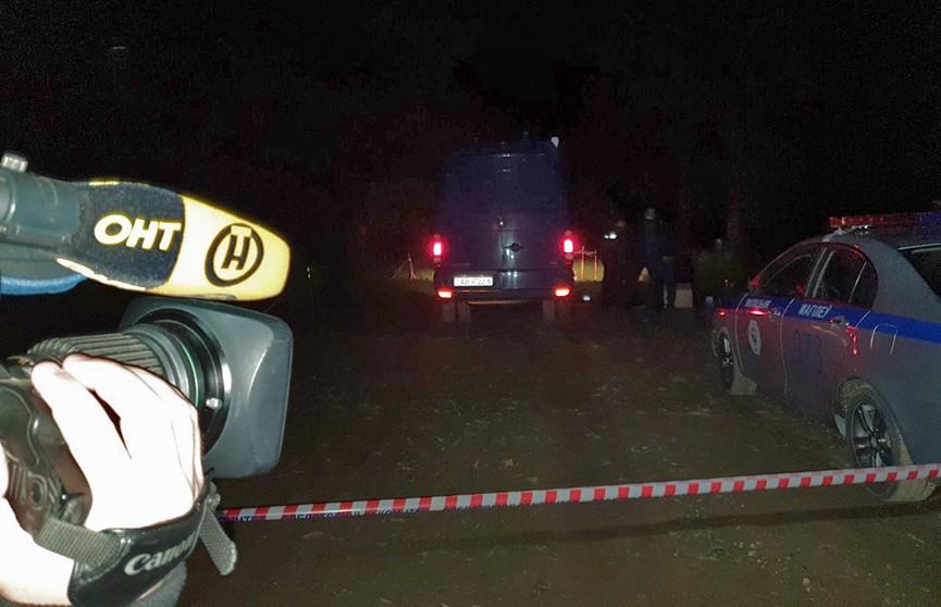 Инспектор ГАИ похищен и убит в Могилёве