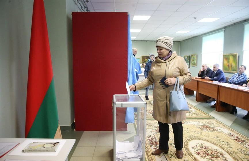 Избирательные участки завершили свою работу по всем округам