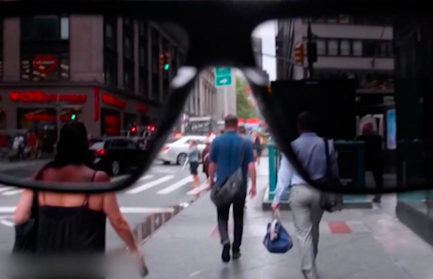 Антирекламные очки создали в США
