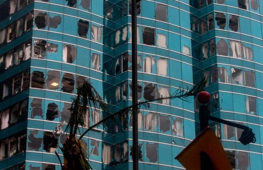 Четыре человека стали жертвами тайфуна «Мангхут» в Китае