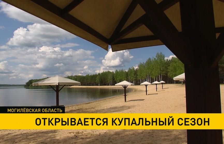 15 мая официально открываются пляжи в Беларуси: водолазы чистят акватории от мусора