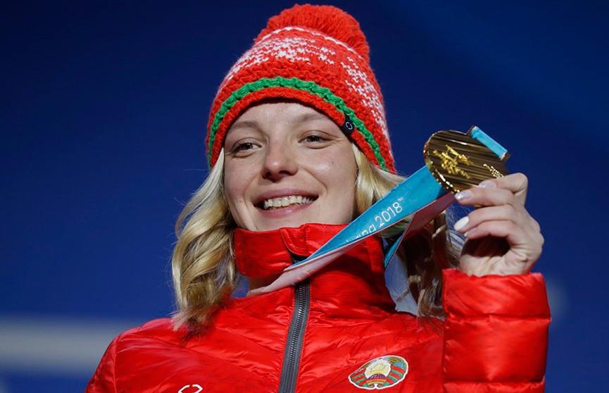 Анна Гуськова стала лучшей спортсменкой 2018 года, Домрачева – вторая