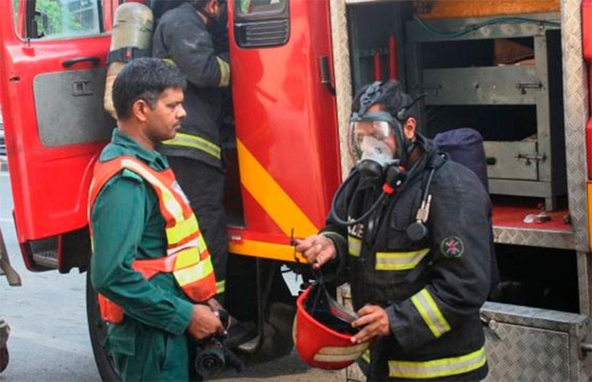 В Пакистане горел жилой дом: четыре человека погибли