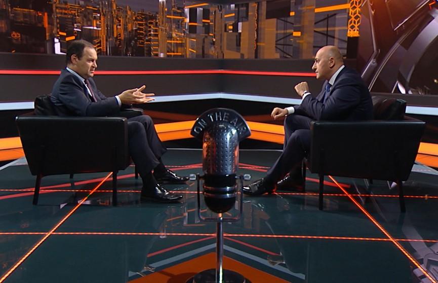 Премьер-министр Беларуси: Забастовка может быть применена только в случае трудовых либо социальных споров