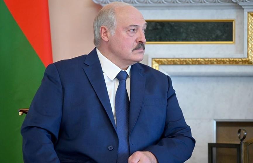 Лукашенко: в Беларуси очень активно начали работу в отношении НКО, НПО, так называемых западных СМИ