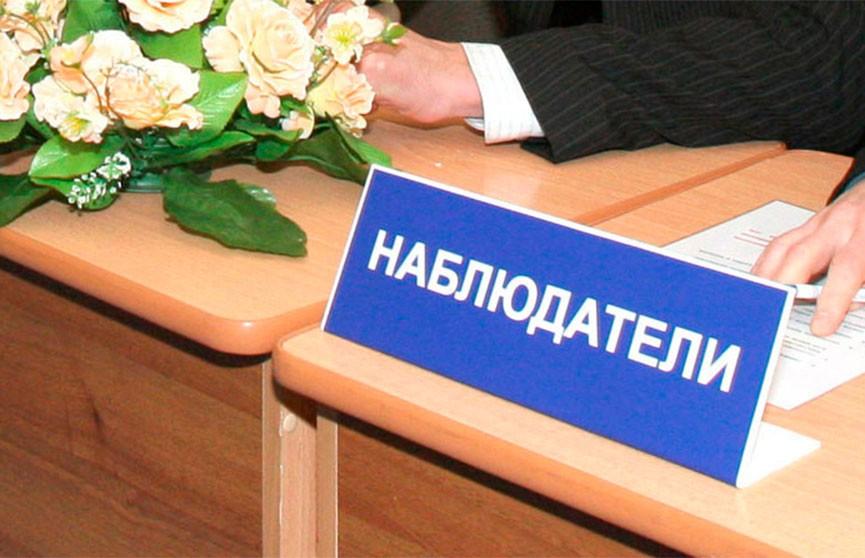 149 наблюдателей от СНГ подали документы на аккредитацию в ЦИК
