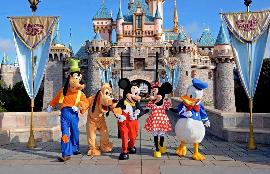 Disney рассчитывает на возобновление работы своих парков с 17 июля в Калифорнии