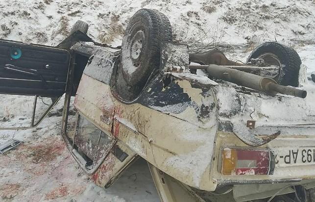Нетрезвые попутчики бросили раненого водителя после ДТП в Витебском районе
