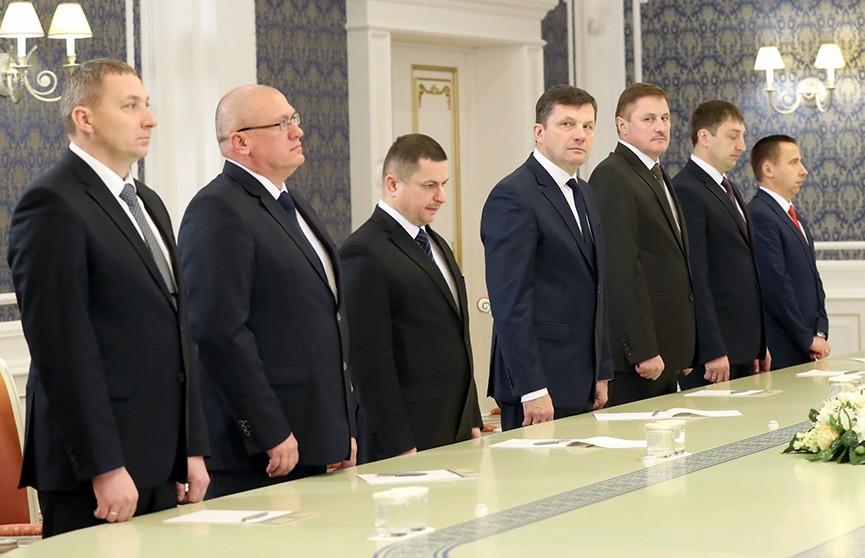 Кадровый вторник. Александр Лукашенко согласовал назначения в Минске и регионах